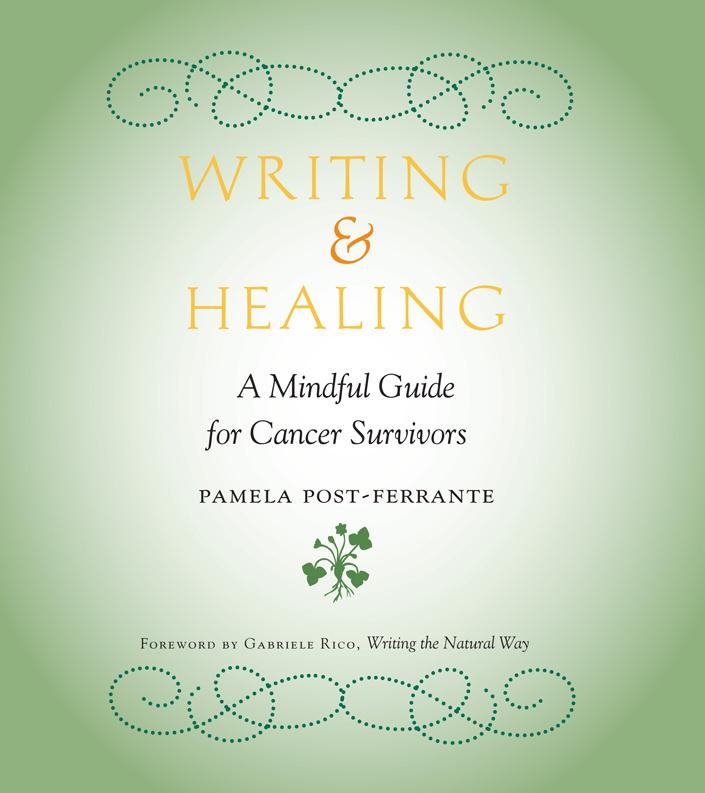 Writing & Healing cover