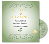 Writing and Healing book with CD
