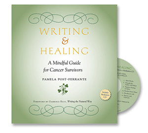 Writing and Healing book with meditation CD
